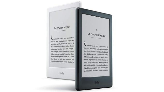 Liseuse Kindle: Kindle 6