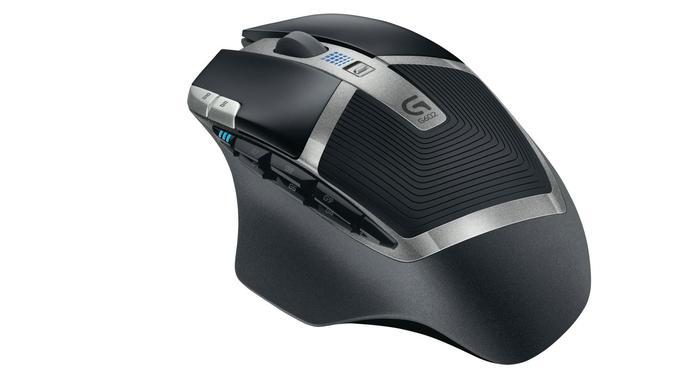 Souris gamer sans fil: Logitech G602