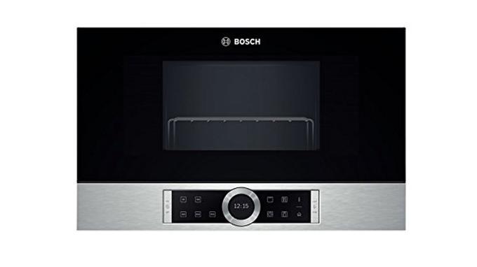 Micro-ondes encastrable: Bosch BER634GS1