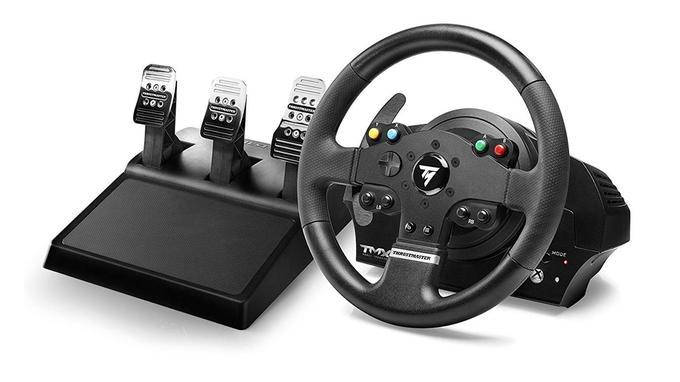 Volant de course gaming: Thrustmaster TMX Pro