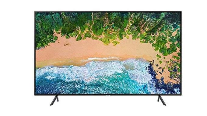 TV 4K HDR: Samsung UE40NU7192