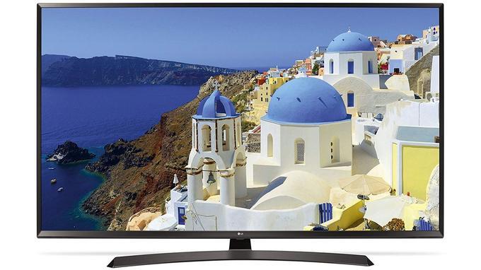 TV 4K HDR: LG 43UJ634V