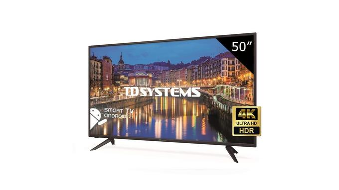TV 4K HDR: TD Systems K50DLH8US
