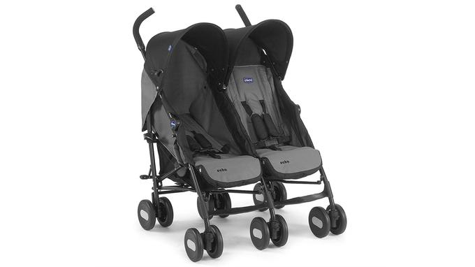 Poussette canne: Chicco Double Echo