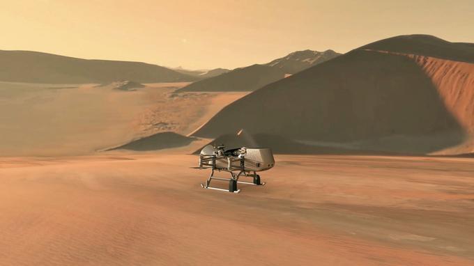 Pourquoi la NASA veut découvrir Titan, plus grande lune de Saturne