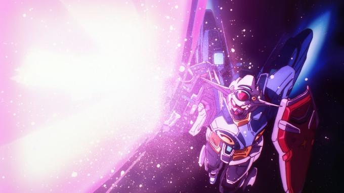 En 40 ans, la saga Gundam a su se renouveler tant au niveau du design de ses «méchas» (robots) que de l'histoire.