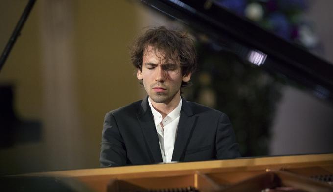 Alexandre Kantorow a reçu le premier prix de la 16e édition du concours Tchaïkovski.