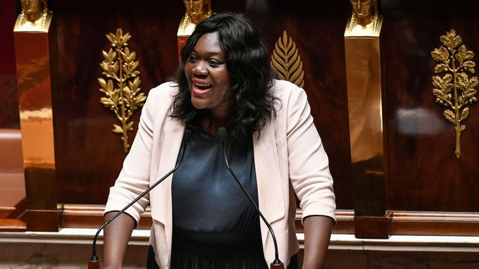 La députée LREM de Paris Laetitia Avia.