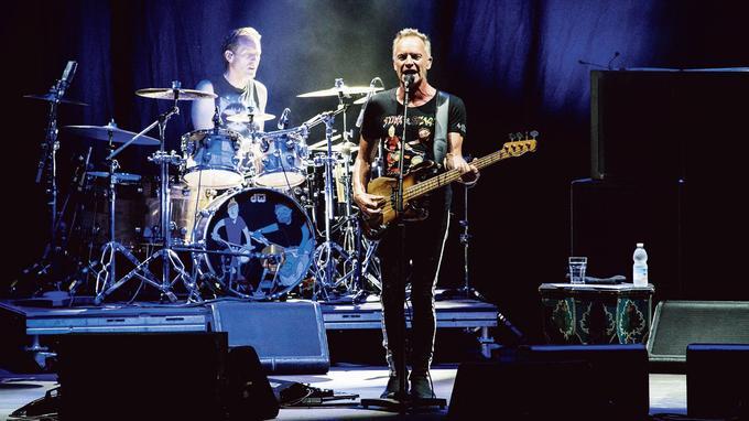 Sting mais aussi George Benson, Melody Gardot, Avishai Cohen, Kimberose ou le trompettiste Christian Scott... le festival fait la part belle aux talents en tout genre.