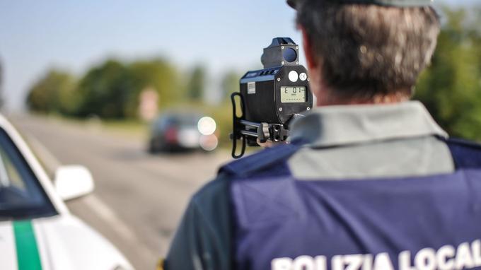 L'excès de vitesse fait partie des huit infractions visées par l'échange transfrontalier d'informations.
