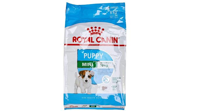 Croquettes chiot: Royal Canin Puppy Mini