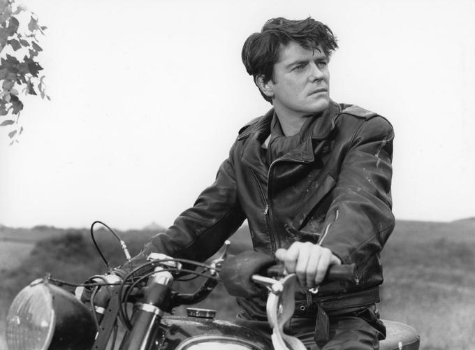Jean-Pierre Mocky dans «La Tête contre les murs».