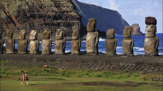 Sur l'île de Pâques, les séjours sont limités à 30 jours, contre 90 auparavant.