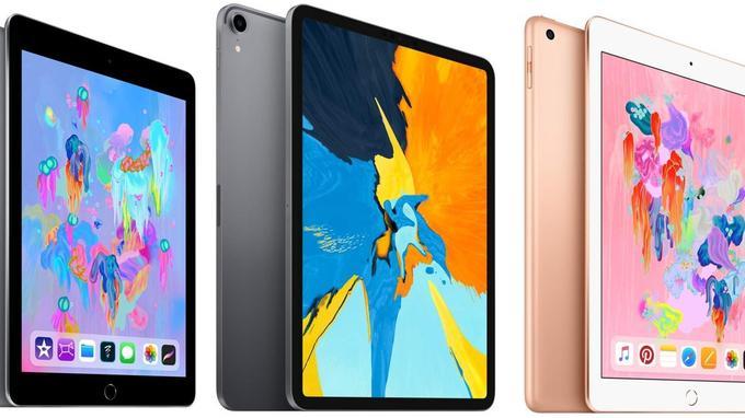 Apple: iPad