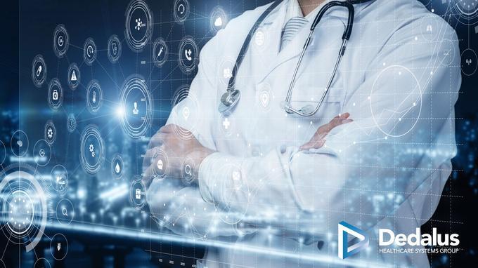 Dedalus: the European leader in healthcare software © Dedalus