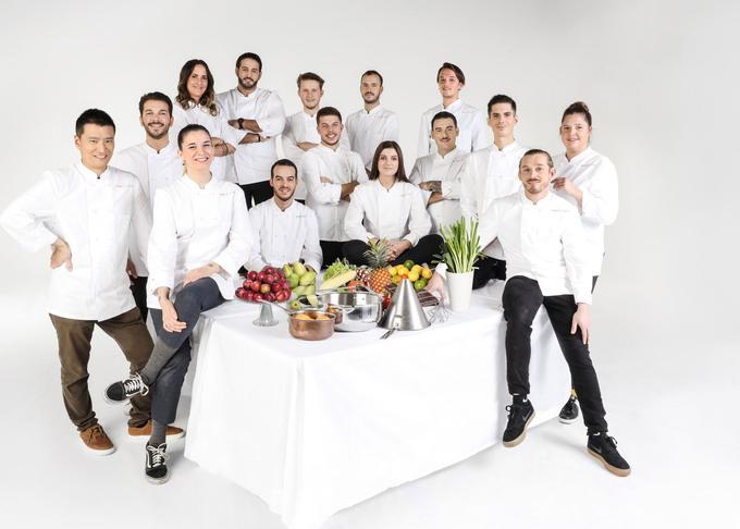 Les candidats de la saison 12 de «Top chef»