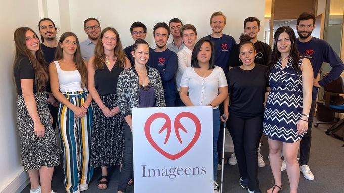 Imageens: structurer et valoriser les données d'imagerie médicale