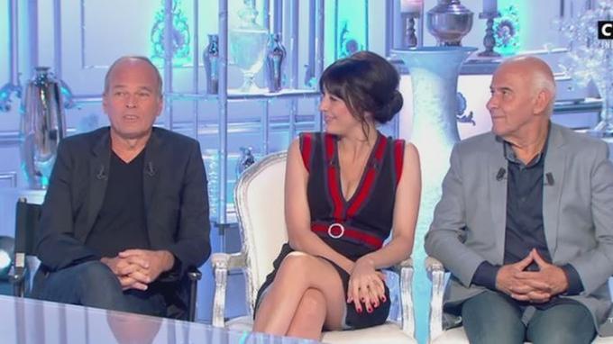 ba997af1b37012 Laurent Baffie et la jupe dans Salut les terriens! : que risque C8 ?