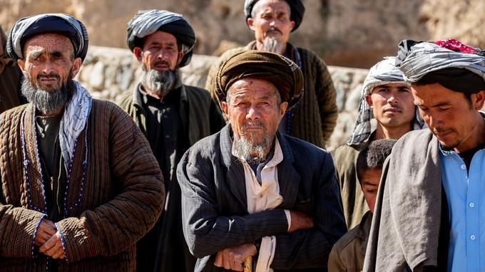 Pir Mohammad, Seigneur Ouzbek D'Afghanistan