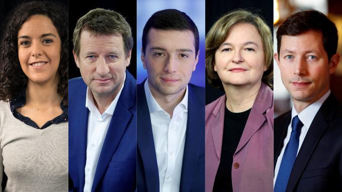Européennes 2019 : les résultats détaillés par parti