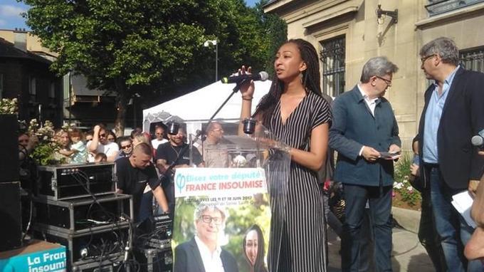 Le message insultant d'une élue de la France insoumise qui en dit long