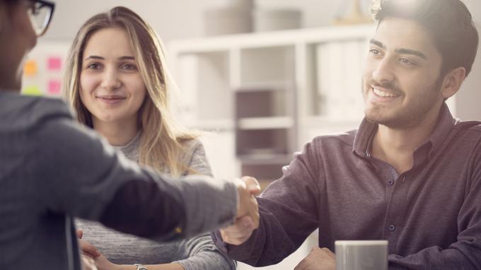 80% des jeunes âgés de 18 à 26 ans ont connu une transition professionnelle en 2018.