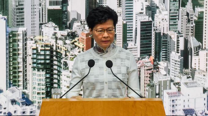 Hongkong : la suspension du projet de loi d'extradition est un revers pour Pékin
