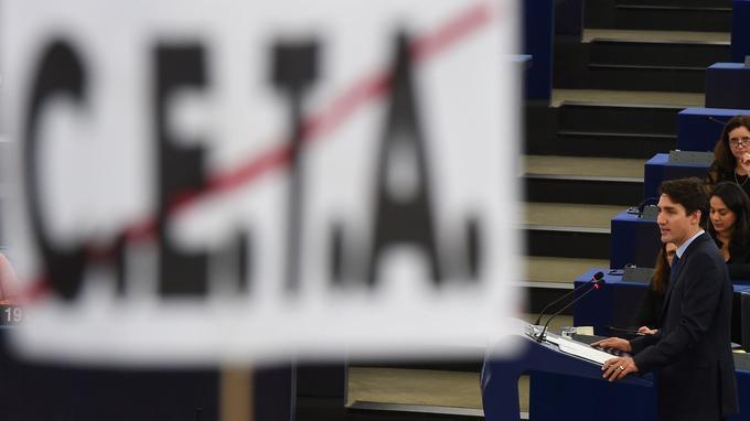 «Le CETA, c'est la mondialisation débridée»
