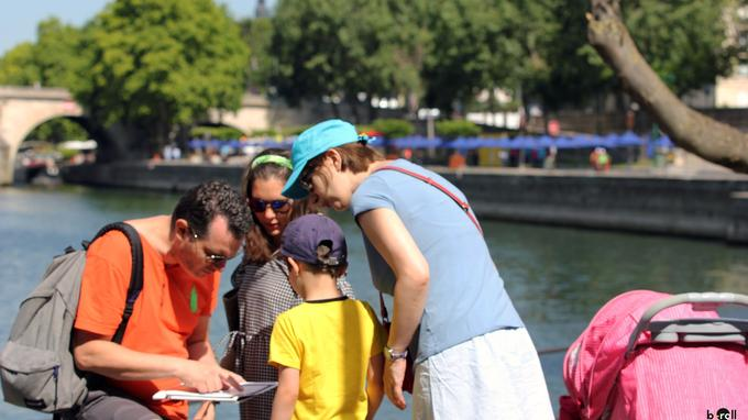 Été 2019: que faire à Paris avec les enfants de 10 à 15 ans?