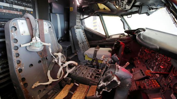Vol British Airways 5390 : éjecté du cockpit à 5300 mètres d'altitude