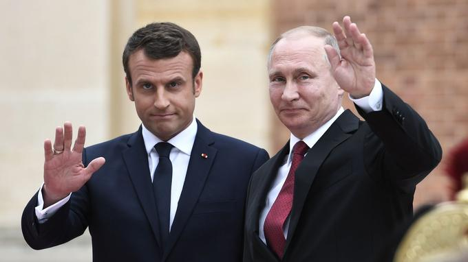 «Poutine à Brégançon: ne portons pas sur la Russie le regard d'un Occidental déçu»