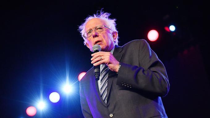 Sanders : un Blanc qui, devant des Noirs, appelle au racisme anti-Blancs !