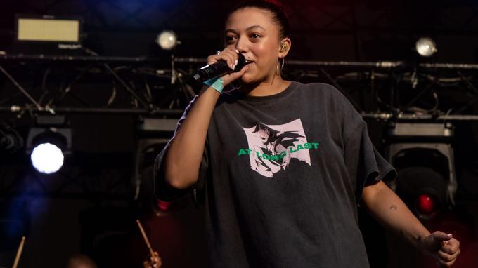 Rock en Seine 2019: l'interview festival de Mahalia