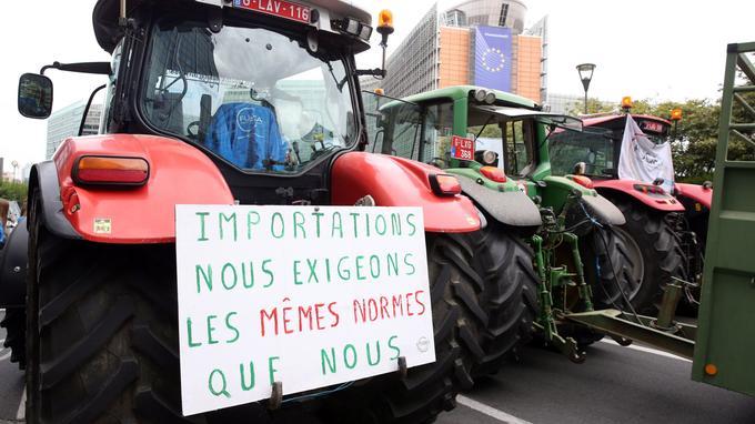 Mercosur, Ceta : «La politique commerciale souffre d'un profond déficit démocratique»