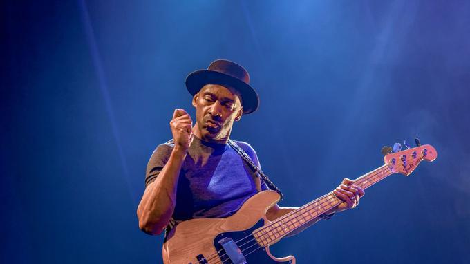 Marcus Miller, à Jazz à la Villette: «En France, je me sens compris»