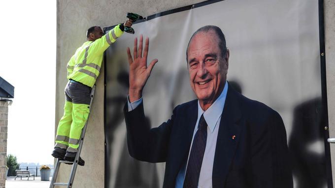 Pour huit Français sur dix, Jacques Chirac a été «un bon président»  XVM9d7ab974-e089-11e9-92fa-206a0a76798b