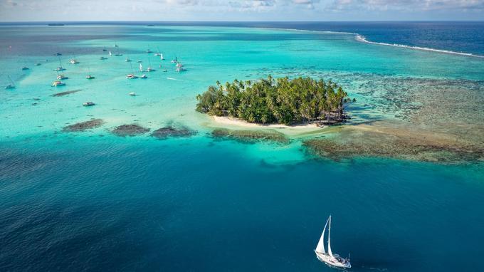 Polynésie, aventures au fil du vent