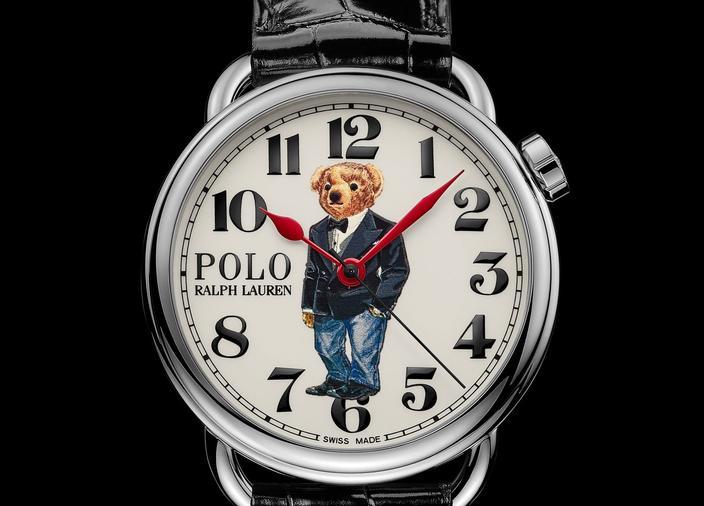 Trois oursons fashion pour les 80 ans de Ralph Lauren