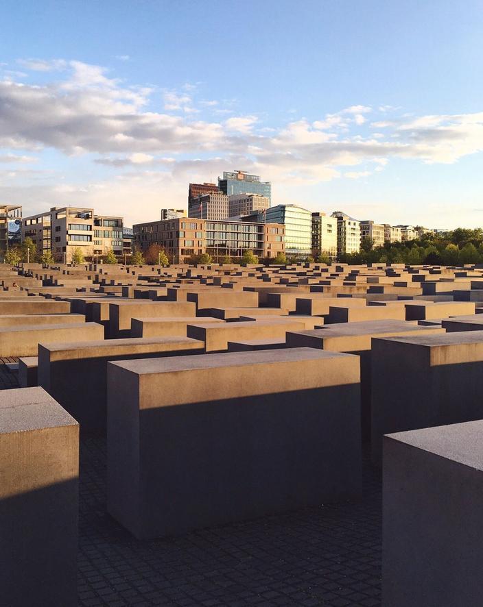 El Memorial del Holocausto.