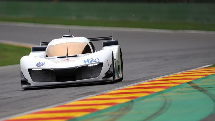 La voiture à hydrogène va-t-elle révolutionner le sport auto?