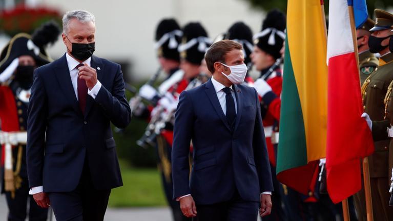 L'appel de la France, la Lituanie et la Lettonie pour un mécanisme de protection des élections en Europe