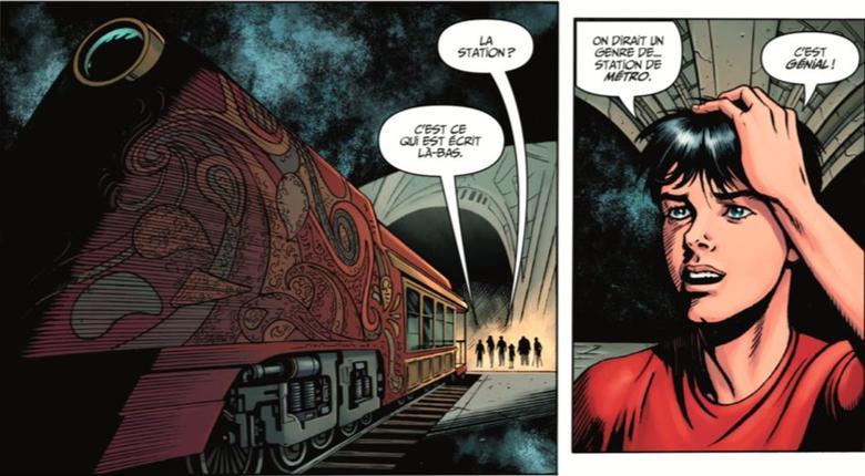 Dale Eaglesham illustre le récit écrit par Geoff Johns «Shazam et les sept royaumes magiques». Il prend la suite de Gary Franck avec un style un peu moins réaliste et plus classique.