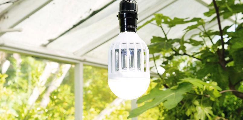 Nos essais : ampoule led, barrière à insectes - Barzone... pas vraiment une lumière