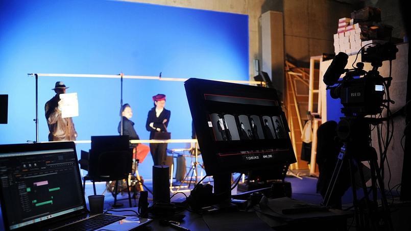 L'École Factory forme au cinéma maius aussi au «motion design».