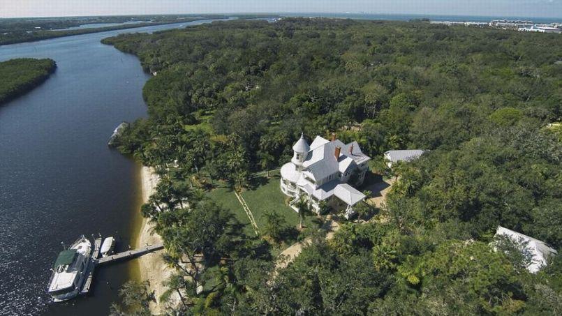 La maison de l'année 2014 avait coûté 1 dollar à ses propriétaires