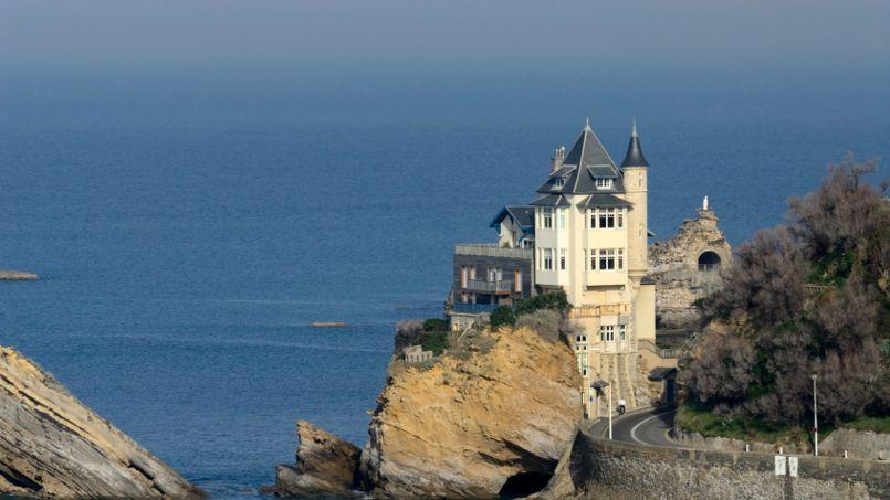 Cote des Basques, Biarritz, France