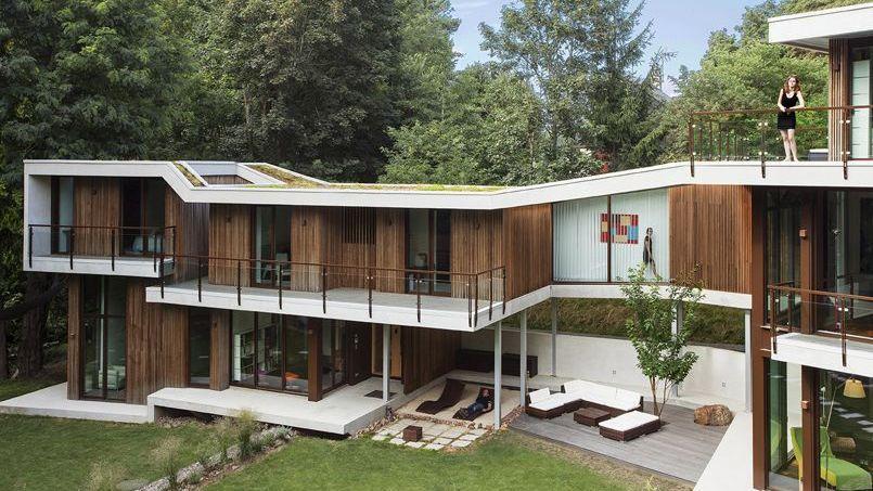 Maison Kanji, architecte Franck Salama