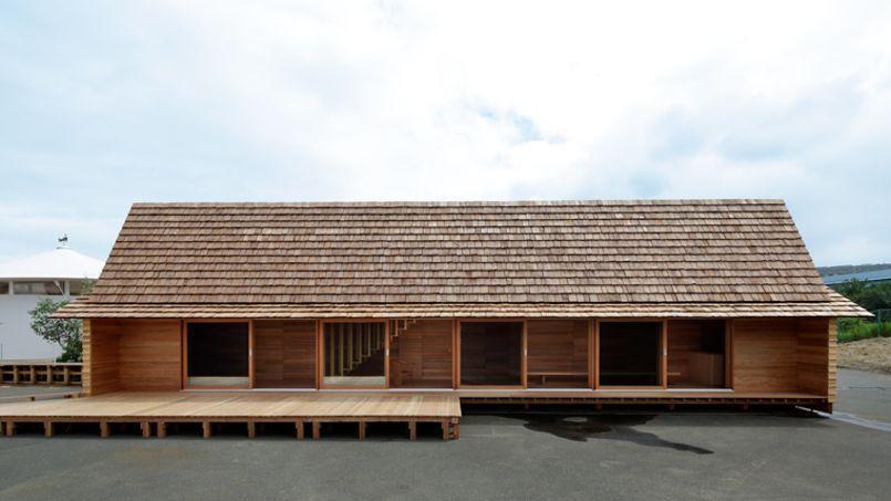 maison architecte airbnb