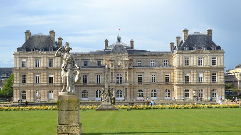 Le Palais du Luxembourg, abrite en son sein le siège du Sénat de la République. Crédit: Sénat