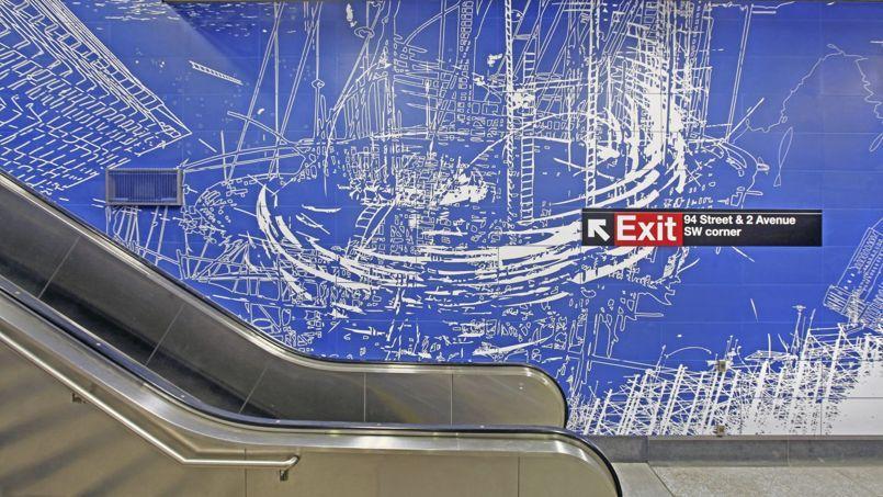 Second Avenue Subway Public Art